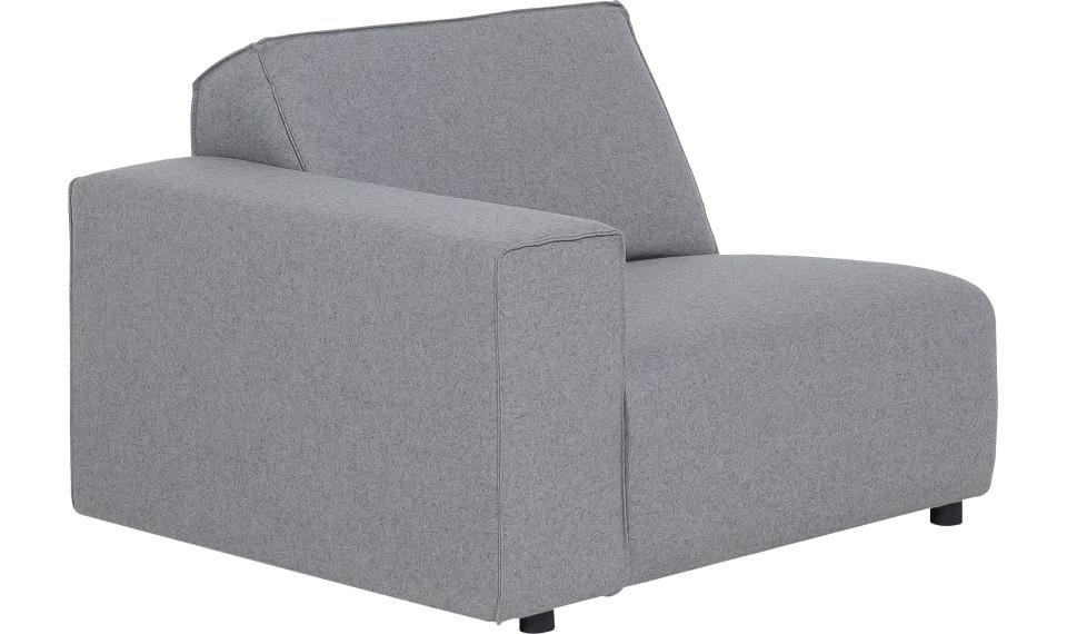 MODUS Single module with backrest